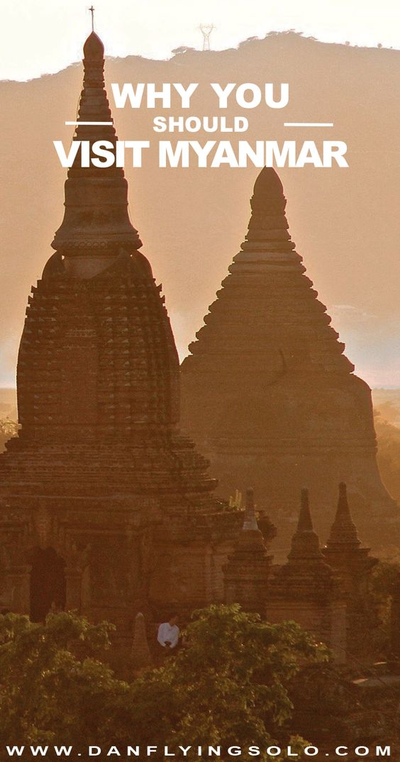 Why you should visit Myanmar, Burma - A photo essay of why I nearly didn't.