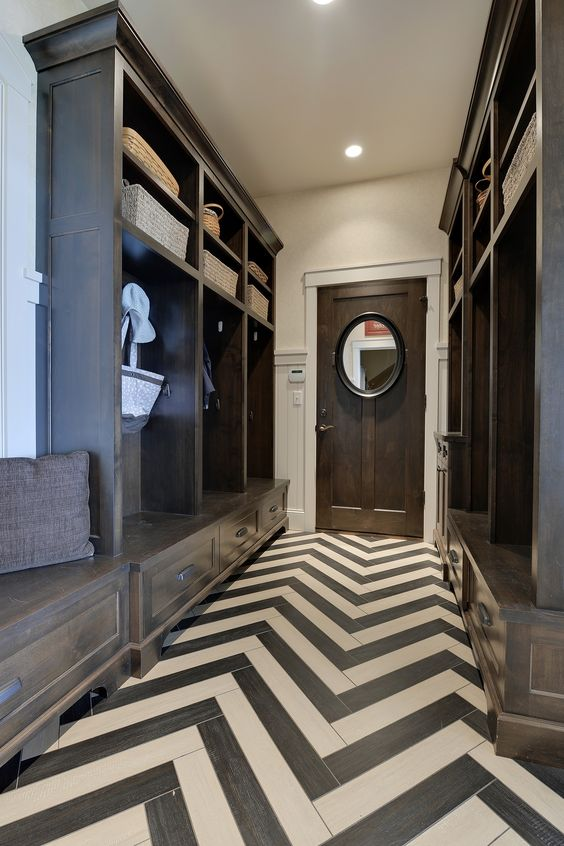 Mudroom essentials tips to creating an efficient mudroom for Mudroom floor