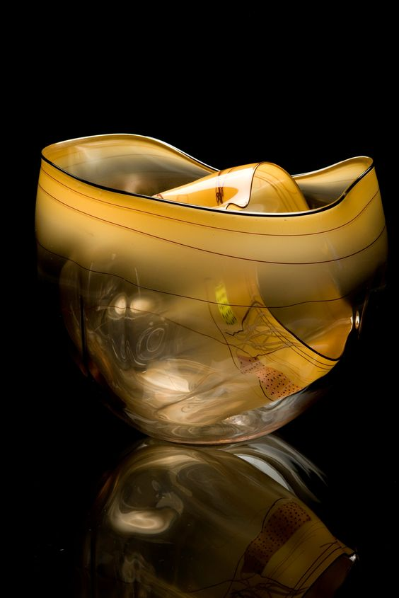DALE CHIHULY   BASKETS by Dale Chihuly at - Schantz Galleries