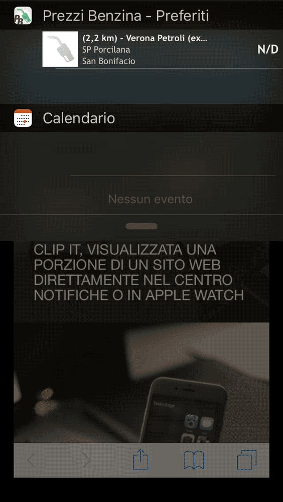 NCPop, attiva una animazione 3D quando si apre il Centro Notifiche