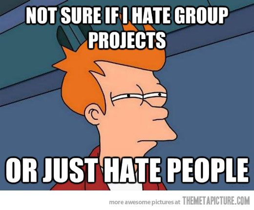 Group Project Dillemma
