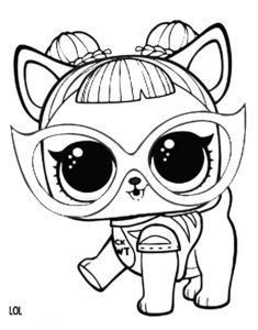 Lol Surprise Doll Coloring Pages Baby Dog Coloring Page Dog Coloring Page Animal Coloring Pages Unicorn Coloring Pages