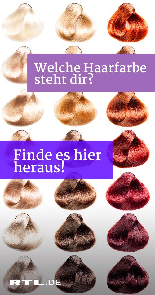 Passt augen heller haut haarfarbe welche grünen zu und Welche Haarfarbe