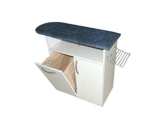 Mesa de planchar con mueble buscar con google mesa for Mesa para planchar