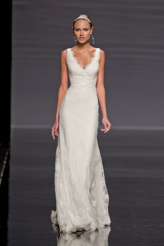 Robe de mariée Rosa Clara collection 2014