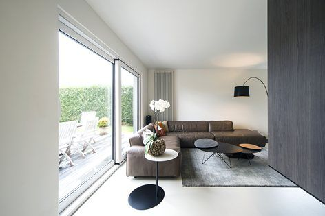 1413 | Project by Filip Deslee #architecture #interiordesign #livingroom