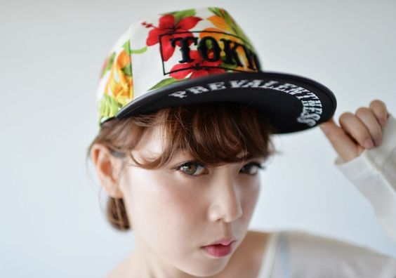 Tokyo Floral snapback ♪♫ AISEU-STORE© ♪♫ Online Store Powered by Storenvy