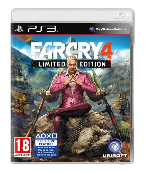 Gaming Deals Uk On Twitter Far Cry 4 Ps4 Games Xbox One Games