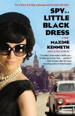 Really enjoyed this fab feline-driven adventure. Perfect for a fast read to enjoy on warm Spring day.  http://maxineschnall.com/books/spy-little-black-dress
