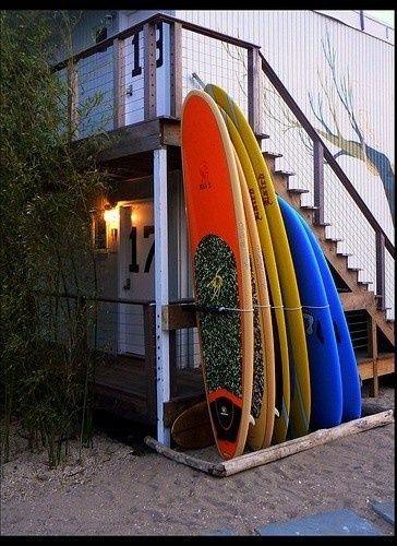 outdoor surf rack surfy