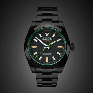 Project X Black Out Rolex Milgauss GV