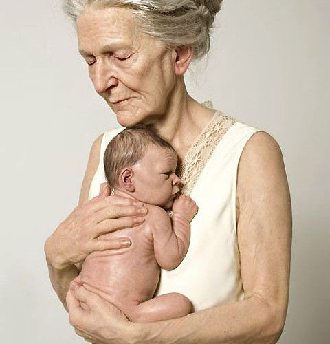 Hyper-realistic sculptures by Sam Jinks - Lost At E Minor: For creative people