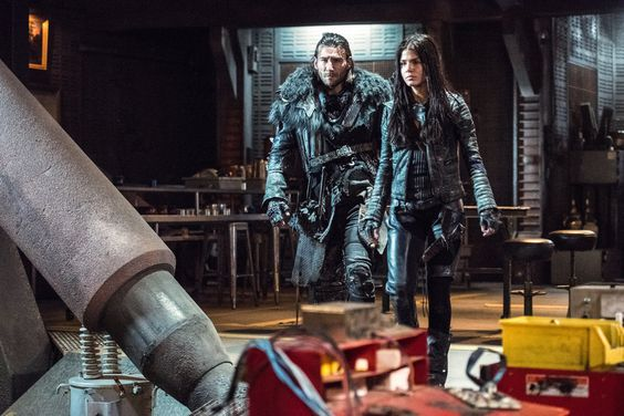 "The 100 ""Perverse Instantiation: Part One"" S3EP15"