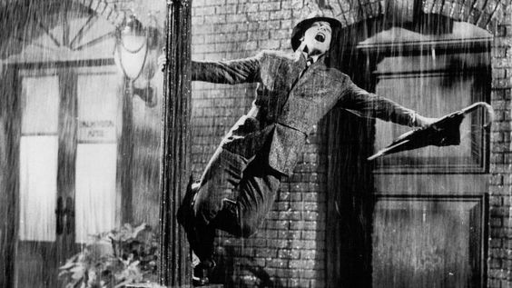 Singin' in the rain (Gene Kelly)