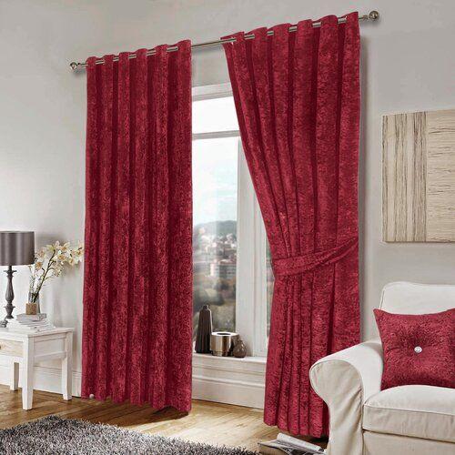 Vorhange Mit Osen Zum Verdunkeln Willa Arlo Interiors Farbe