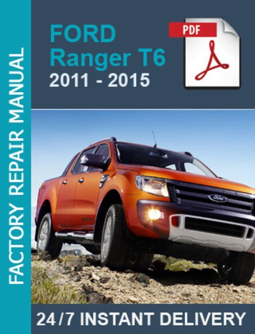 Pin By Service Manuals On Factory Workshop Repair Service Manuals Ford Ranger Auto Service Repair
