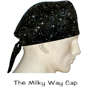 Surgical Caps The Milky Way
