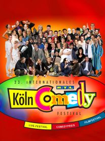 Vom 10. - 26.10.2013 findet das Köln Comedy Festival statt. #Cologne #ComedyFestival