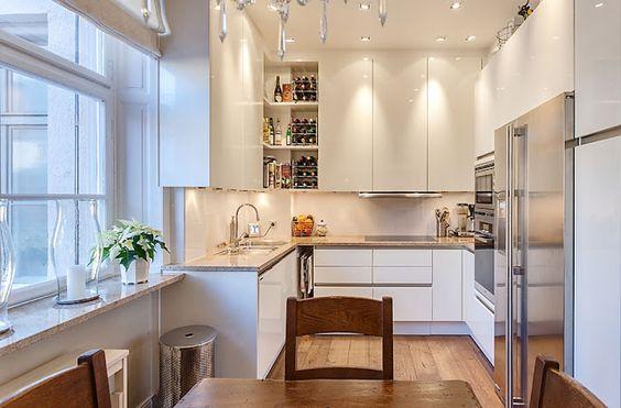 Tricks for small rooms - Dicas para espaços pequenos