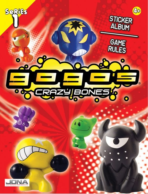 Gogo's Crazy Bones $10 for a ten pack at Toys R Us