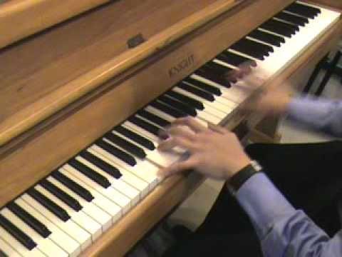 Flo Rida ft. Kesha - Right Round Piano by Ray Mak - YouTube