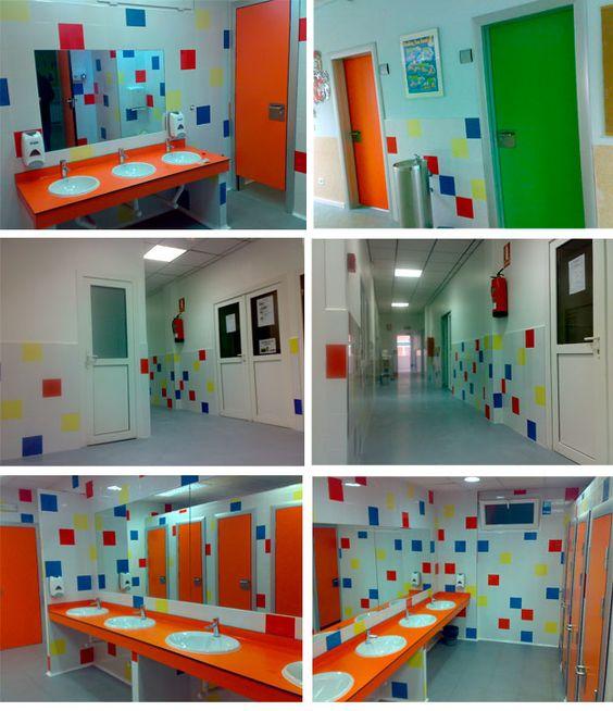 Baño Para Ninos Medidas:imagenes de baños de colegios – Buscar con Google