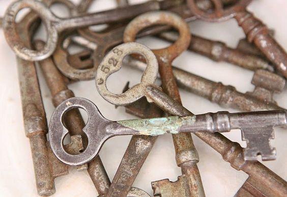 ~ old keys