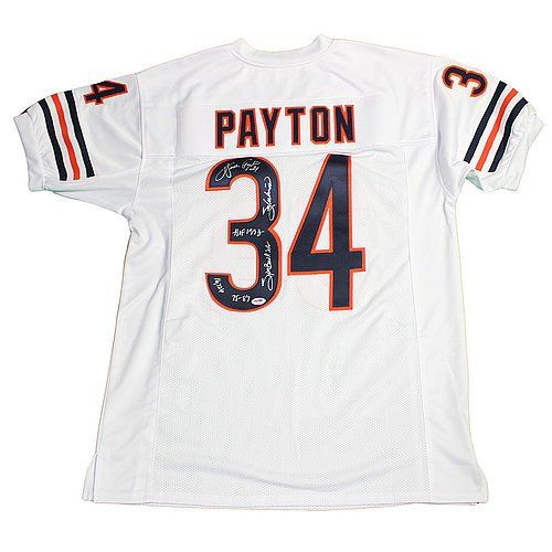 Chicago Bears Super Bowl Authentic Jerseys