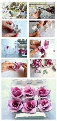 DIY玫瑰花包子,美美地与传统结合…_来自鑫妈阿李的图片分享-堆糖网