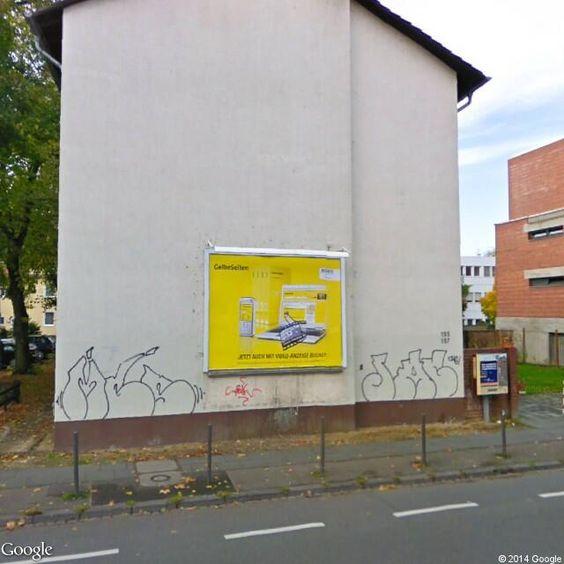 GOOGLE PIXELT GRAFFITII