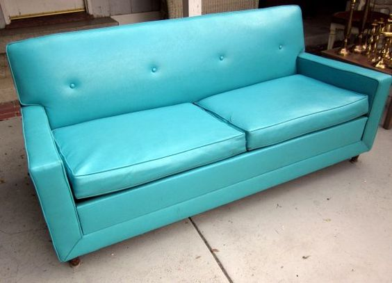 Ugh. More Turquoise Amazement. I'd trade my green one for this one if it weren't a sleeper. WAY too heavy to get delivered.