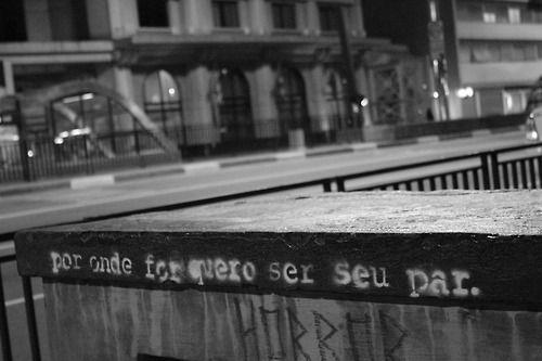 Avenida Paulista, São Paulo, SP. Foto por Ana Paula Costa.