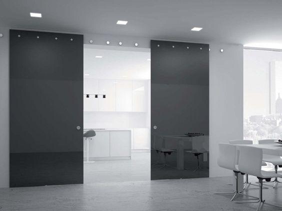 V-8000 - GLASWELT 24 l Glasschiebetüren l Glastrennwände und Glasduschen nach Maß