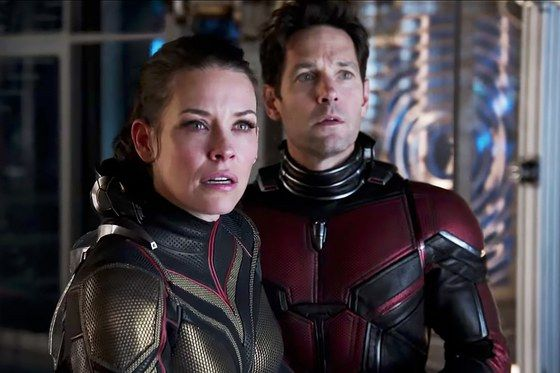 The New Ant-Man and the Wasp Trailer Flippin' Rules #antman