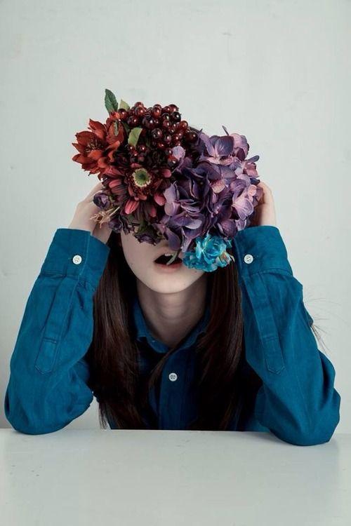 Flowers   portrait