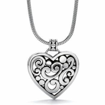 Contempo Heart Necklace  available at #Brighton