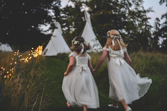 Pennard House Wedding Venue Somerset | Charlie Brear Lace Dress | Happy Wedding…: