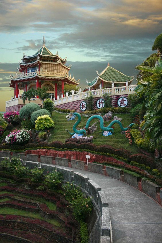 Cebu Taoist Temple Beverly Hills Subdivision Cebu City – Beverly Hills Tourist Attractions Map