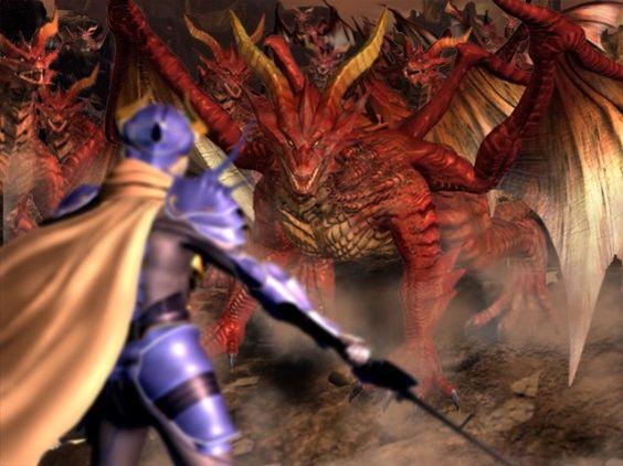 final fantasy dragon - Pesquisa Google