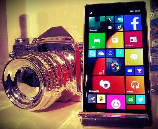 Smartphone 4G e com uma super câmera de 20 megapixels - http://updatefreud.blogspot.com.br/2014/11/Smartphone-4G-e-com-uma-super-camera-de-20-megapixels.html