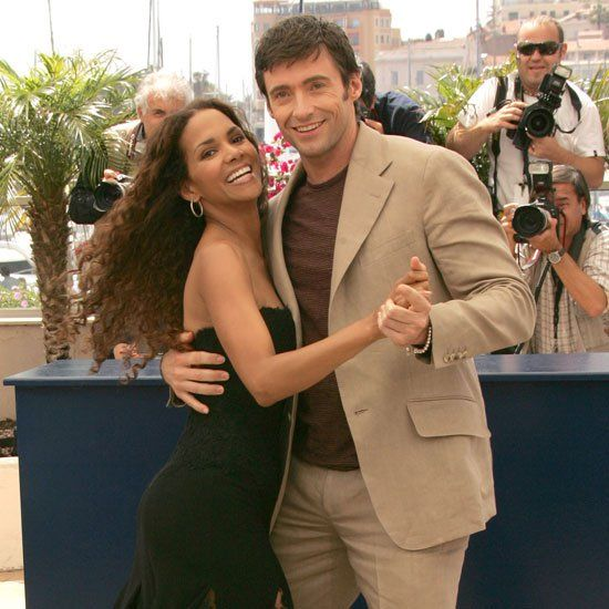 Pin for Later: The Most Glamorous Cannes Film Festival Moments  Halle Berry shared a dance with Hugh Jackman at a photocall for X-Men: The Last Stand in 2006.