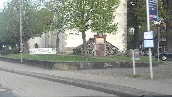 Fahrt Dorfstrasse Isernhagen KB