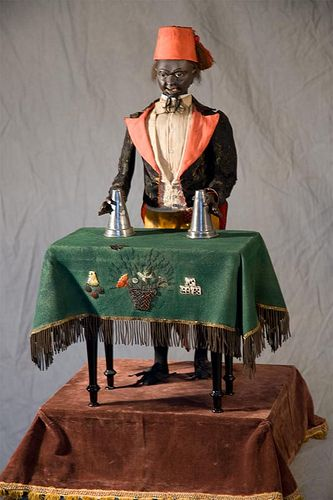 Magician automaton by Lambert of Paris c.1880
