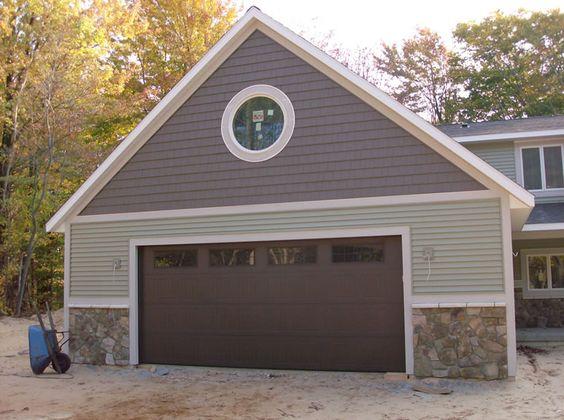 garage doors garage and doors on pinterest. Black Bedroom Furniture Sets. Home Design Ideas