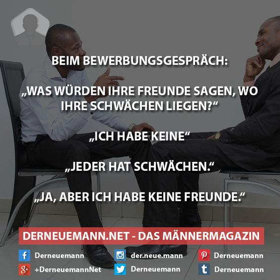 Bewerbung #Derneuemann #Humor #Lustig #Spaß #Sprüche #Bewerbung