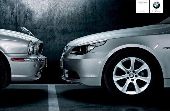 DaSieve: BMW Vs JAGUAR