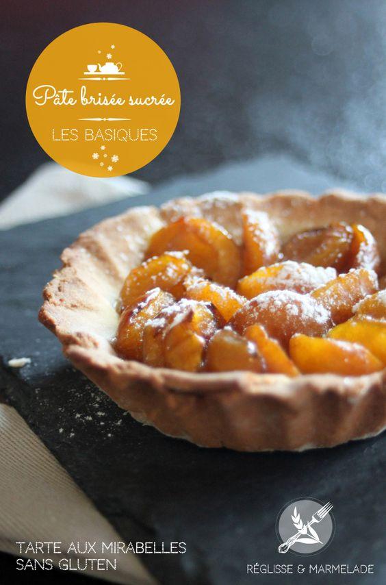 p 226 te bris 233 e sucr 233 e sans gluten tarte aux mirabelles sans gluten 169 reglisseetmarmelade2014