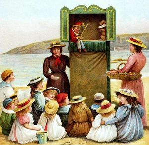 Image detail for -Punch and Judy: