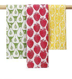 Fruity t towels