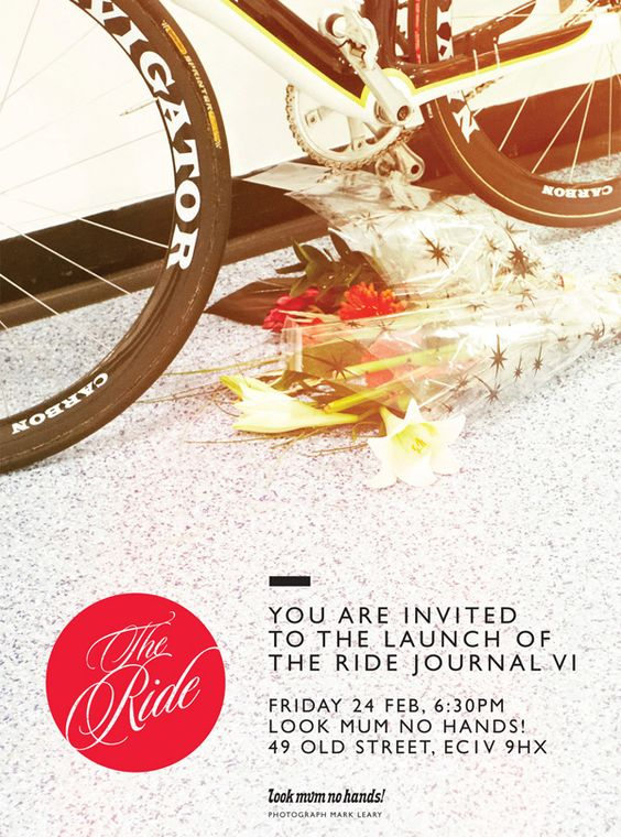 The Ride invite VI.indd